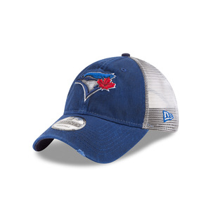 Toronto Blue Jays Team Rustic Adjustable Cap Royal by New Era