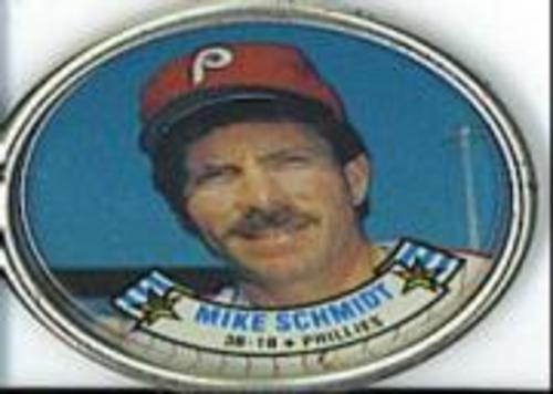 Photo of 1988 Topps Coins #53 Mike Schmidt
