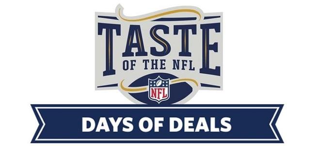 MEET JOE MONTANA + TASTE OF THE NFL PARTY IN MINNESOTA - PACKAGE 1 of 3