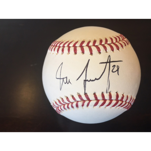 Photo of Giants Community Fund: Jeff Samardzija Autographed Baseball