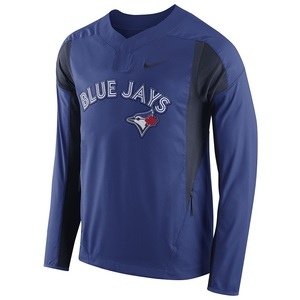 Toronto Blue Jays Windshirt Pullover Jacket by Nike