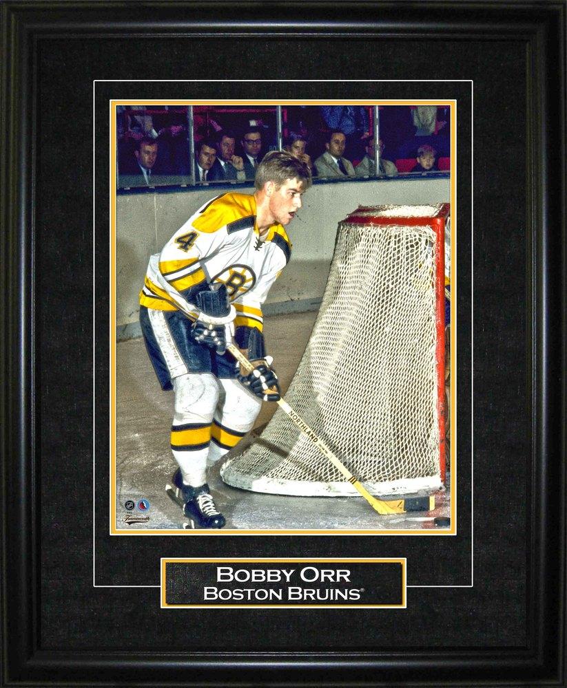 Bobby Orr - 8x10 Graphic Frame Bruins