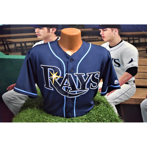 Photo of Team-Issued Jersey - 9.30.17 v BAL - Alex Cobb