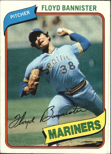 Photo of 1980 Topps #699 Floyd Bannister