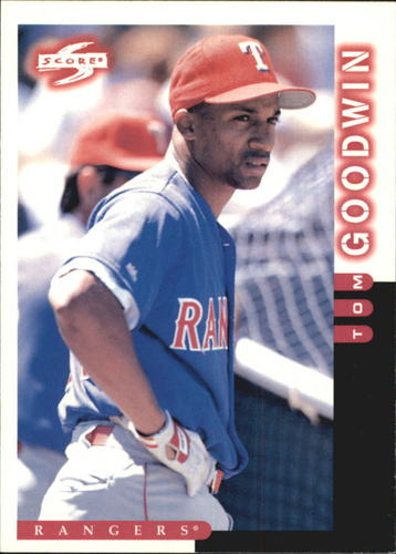 Photo of 1998 Score #209 Tom Goodwin