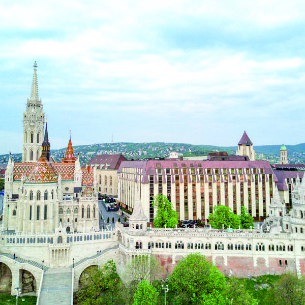 Click to view Celebrate the New Year with Hilton Budapest.