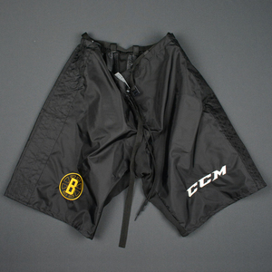 Colin Miller - Boston Bruins - 2016 NHL Winter Classic - Game-Issued Pants Shell