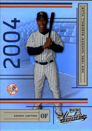 Photo of 2004 Absolute Memorabilia #135 Kenny Lofton