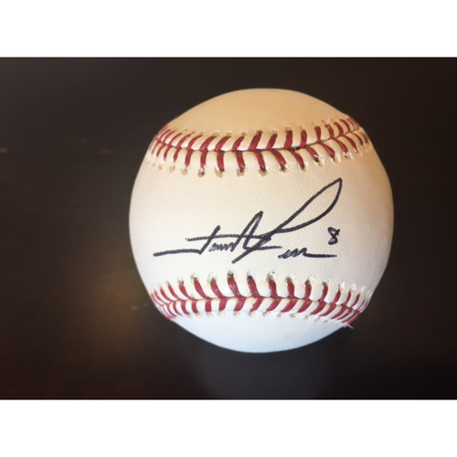 Photo of Giants Community Fund: Hunter Pence Autographed Baseball