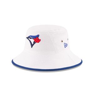 Team Bucket Cap White by New Era