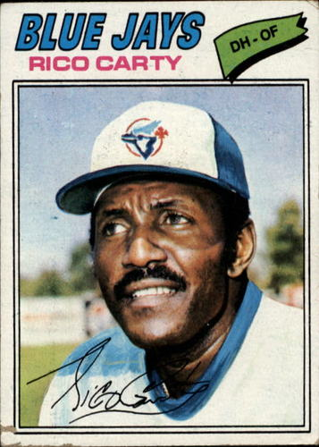 Photo of 1977 Topps #465 Rico Carty