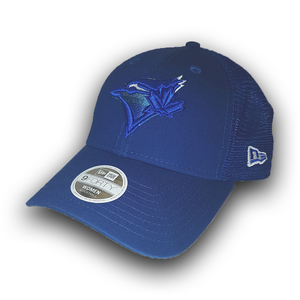 Toronto Blue Jays Women's Faded Trucker Snapback by New Era