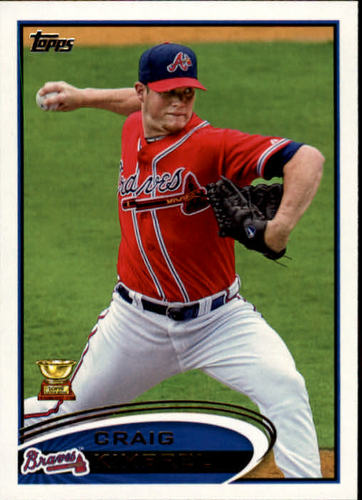 Photo of 2012 Topps #87 Craig Kimbrel
