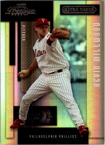 Photo of 2004 Playoff Prestige Xtra Bases Black #144 Kevin Millwood