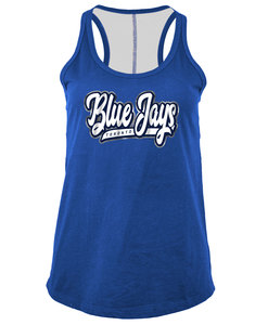 Toronto Blue Jays Women's Excl Baby Jersey Tank by New Era
