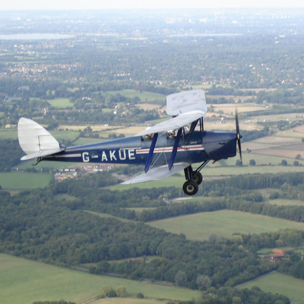 Click to view Take Flight on a Vintage Aircraft with Hilton London Gatwick Airport .