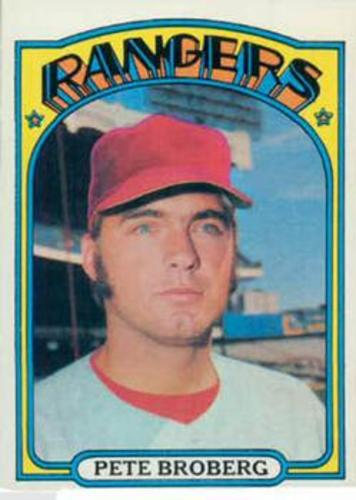 Photo of 1972 Topps #64 Pete Broberg RC