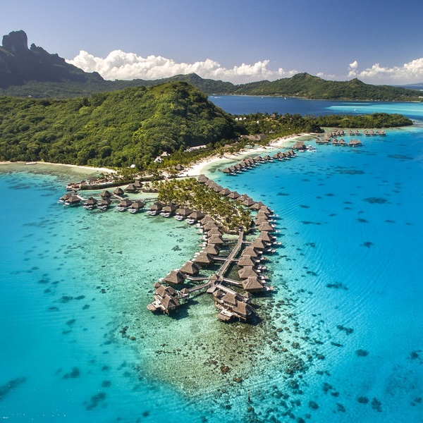 Click to view Experience South Sea Magic at Conrad Bora Bora Nui.