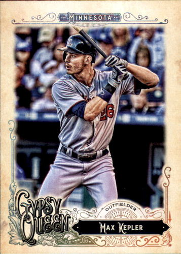 Photo of 2017 Topps Gypsy Queen #155 Max Kepler