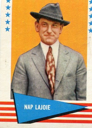 Photo of 1961 Fleer #120 Napoleon Lajoie