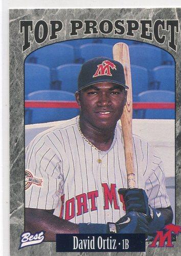 Photo of 1997 Florida State League Top Prospects Best #12 David Ortiz