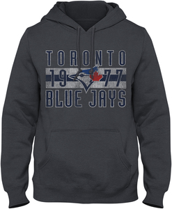 Toronto Blue Jays Club History Hoodie by Bulletin