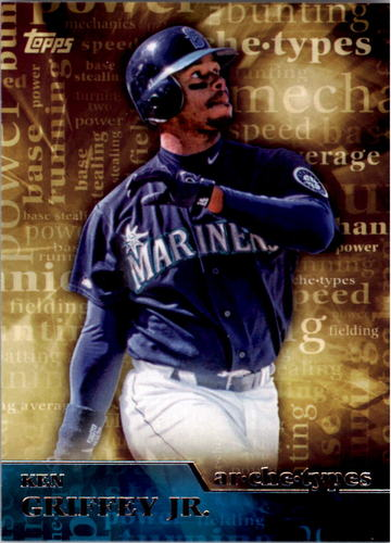 Photo of 2015 Topps Archetypes #A25 Ken Griffey Jr.
