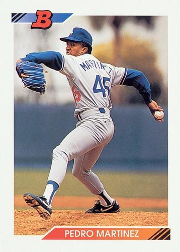 Photo of 1992 Bowman #82 Pedro Martinez