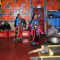 Photo of Experience Tibetan Customs and Culture - click to expand.
