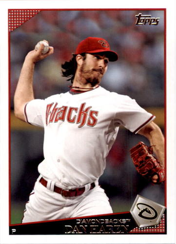 Photo of 2009 Topps #391 Dan Haren