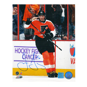 JAROMIR JAGR Signed Philadelphia Flyers