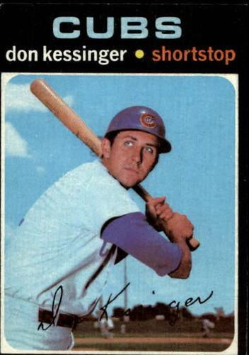 Photo of 1971 Topps #455 Don Kessinger