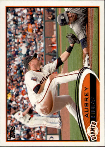 Photo of 2012 Topps #591 Aubrey Huff