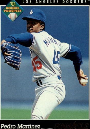 Photo of 1993 Pinnacle #259 Pedro Martinez