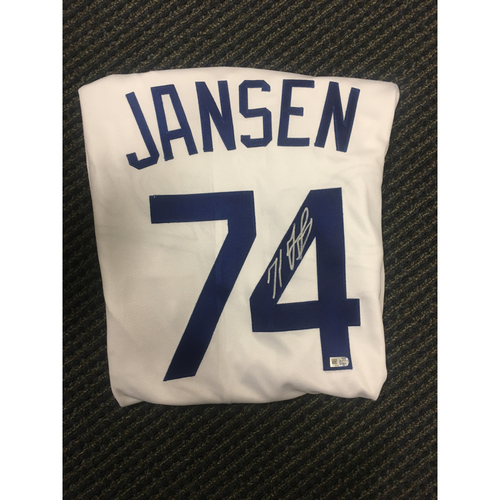 Photo of LA Dodgers Foundation All Star Game Auction: Kenley Jansen Authentic Autographed Jersey