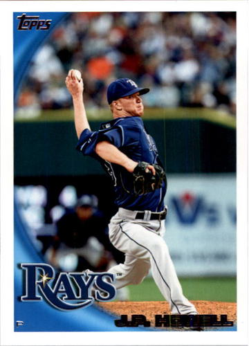 Photo of 2010 Topps #402 J.P. Howell
