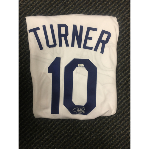 Photo of LA Dodgers Foundation All Star Game Auction: Justin Turner Authentic Autographed Jersey