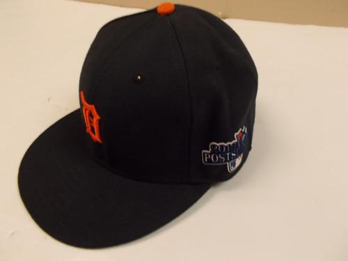 Photo of Game-Used Drew Smyly 2013 Postseason Road Cap