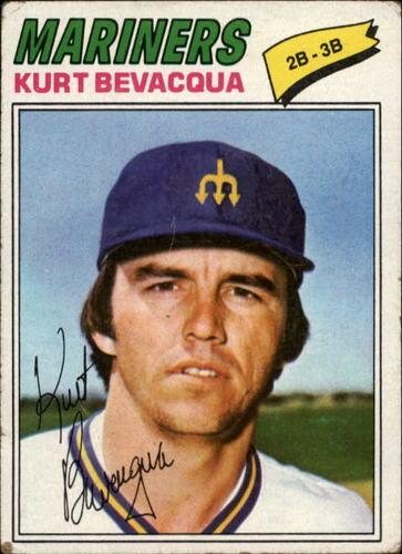 Photo of 1977 Topps #317 Kurt Bevacqua