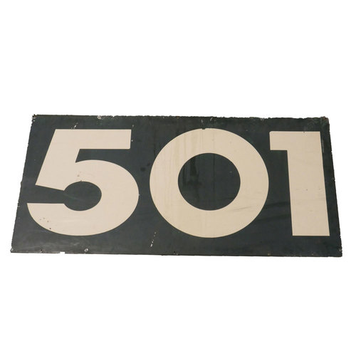 "Photo of San Francisco Giants - AT&T Park Sign - ""501"""