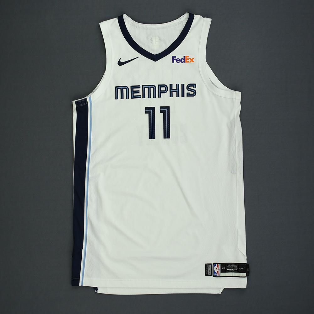 Mike Conley - Memphis Grizzlies - Kia NBA Tip-Off 2018 - Game-Worn Association Edition Jersey