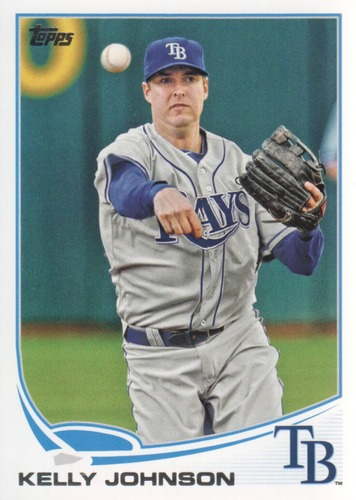 Photo of 2013 Topps #479 Kelly Johnson