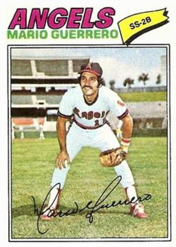 Photo of 1977 Topps #628 Mario Guerrero