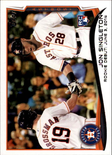 Photo of 2014 Topps Update #US88 Jon Singleton RC