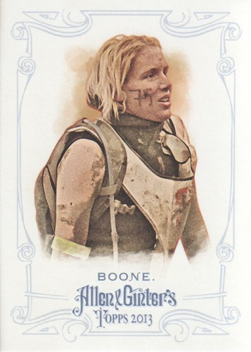 Photo of 2013 Topps Allen and Ginter #16 Amelia Boone