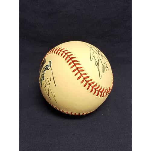 Photo of Anaheim Ducks Los Angeles Angels Charity Auction: Anaheim Ducks Signed Baseball