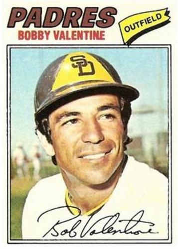 Photo of 1977 Topps #629 Bobby Valentine