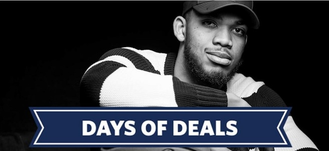 CLEVELAND VS MINNESOTA BASKETBALL GAME & MEET KARL-ANTHONY TOWNS - PACKAGE 3 of 3