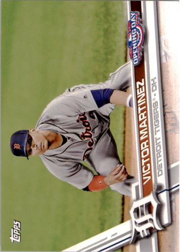 Photo of 2017 Topps Opening Day #8 Victor Martinez