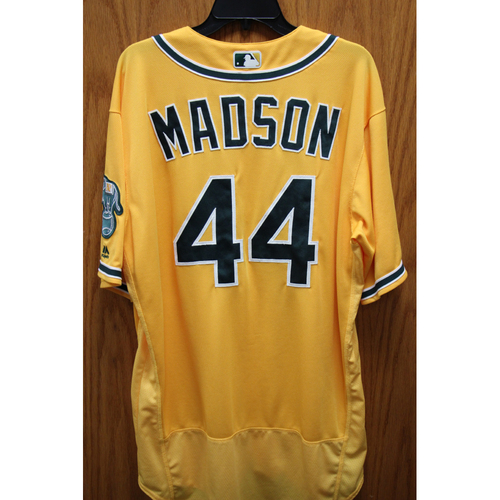 Photo of Ryan Madson Game-Used 2016 Jersey